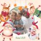 Azulejo de Natal